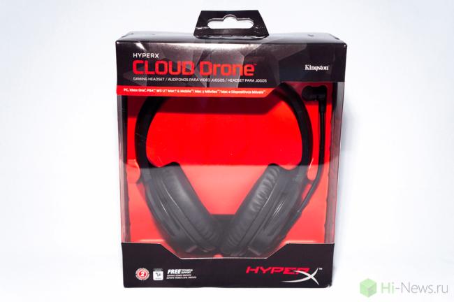 HyperX Cloud Drone 01