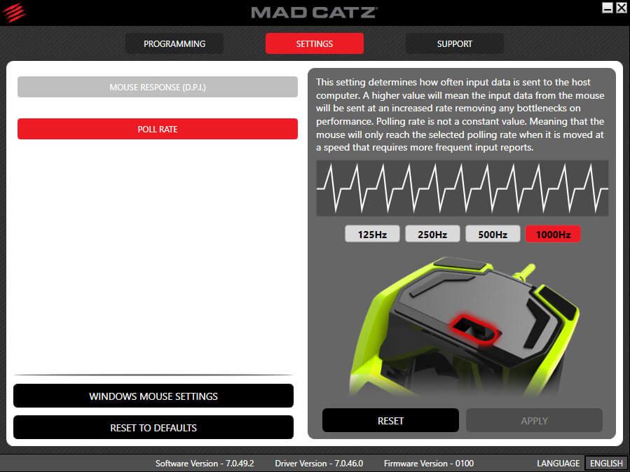 Mad Catz RAT1 24