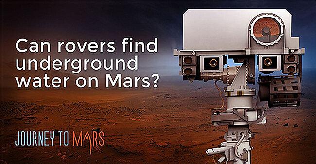 Агентство NASA выпустило забавную игру про марсоход Curiosity
