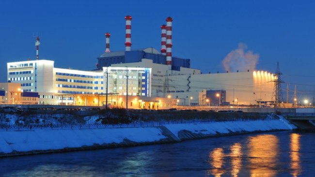 Реактор на быстрых  нейтронах вышел на полную мощность