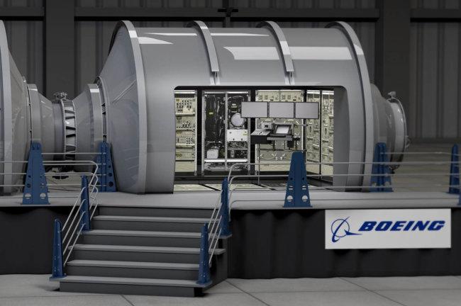 NASA  планирует построить полноразмерные концепты жилищ