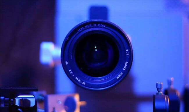 DARPA спонсирует создание камеры, способной видеть скрытые за углом объекты