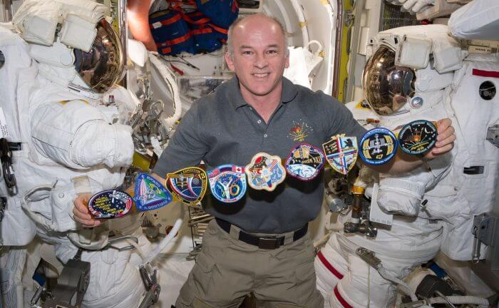 Уильямс поставил рекорд по пребыванию в космосе