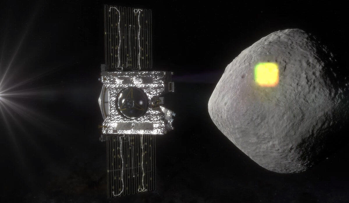 Large Asteroid Soars Past Earth NASA Didnt Notice