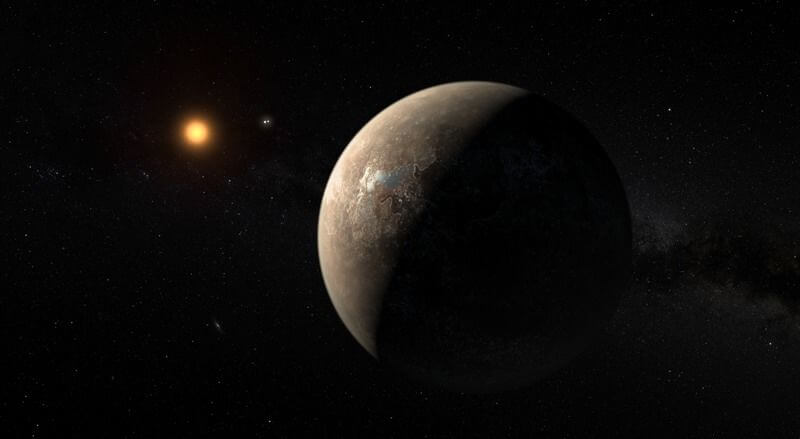 Новая планета будет  открытием столетия