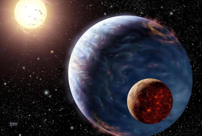 В системе Центавра обнаружили планету, очень похожую на Землю