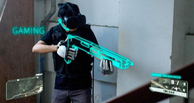Dexmo – перчатки, позволяющие прикоснуться к виртуальной реальности
