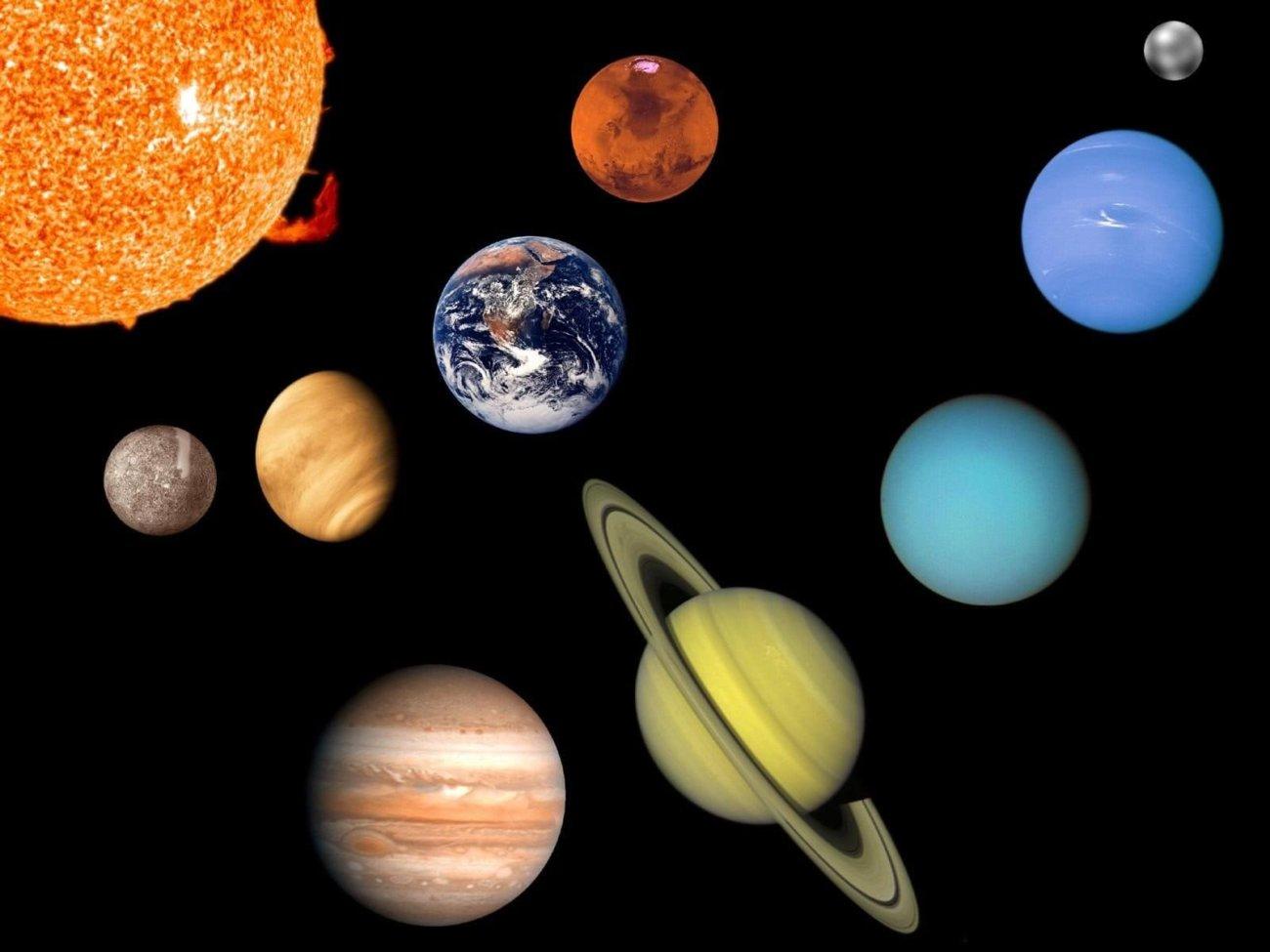 История открытия каждой планеты в нашей Солнечной системе
