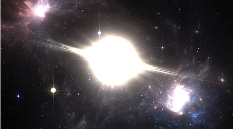 На дне Тихого океана найдены останки звезды