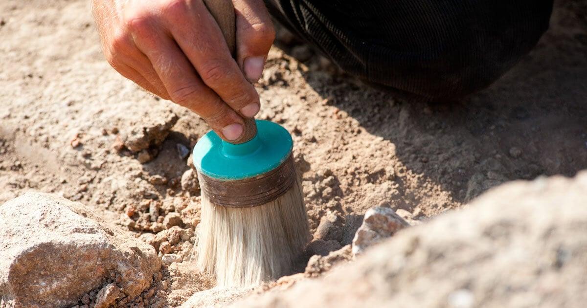 В кабардино-балкарии найдено захоронение людей с длинным черепом.