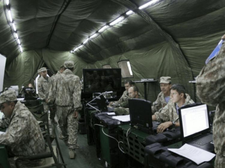 ОПК создала тренажер с виртуальной реальностью для военных