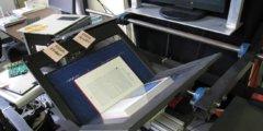Создано устройство, способное сканировать закрытые книги