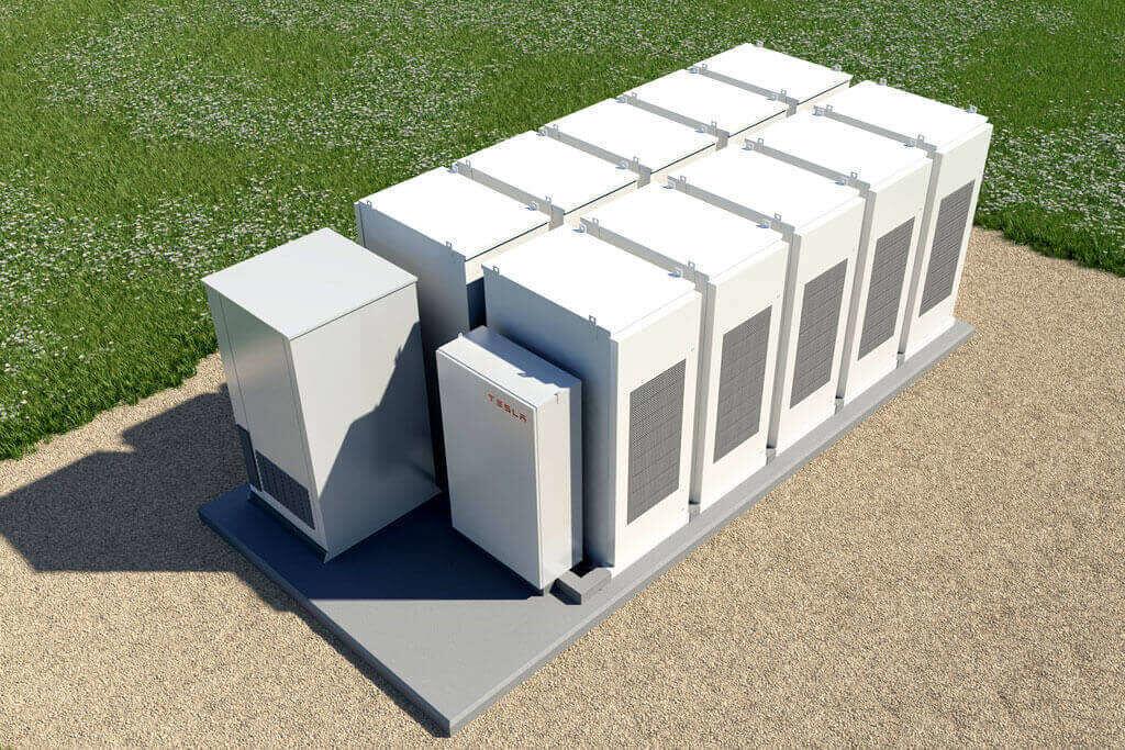 TESLA разработала модель хранения энергии