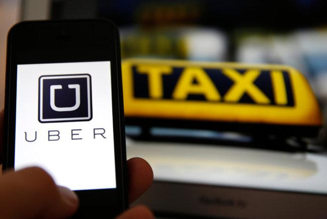 UBER разрабатывает воздушное такси