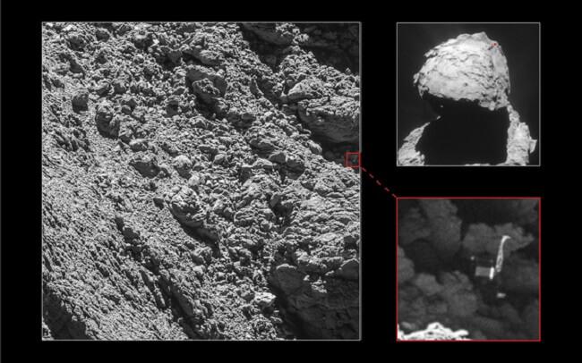 Rosetta_Philae
