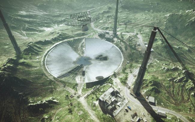 Крупнейший вмире радиотелескоп начал работу ВИДЕО