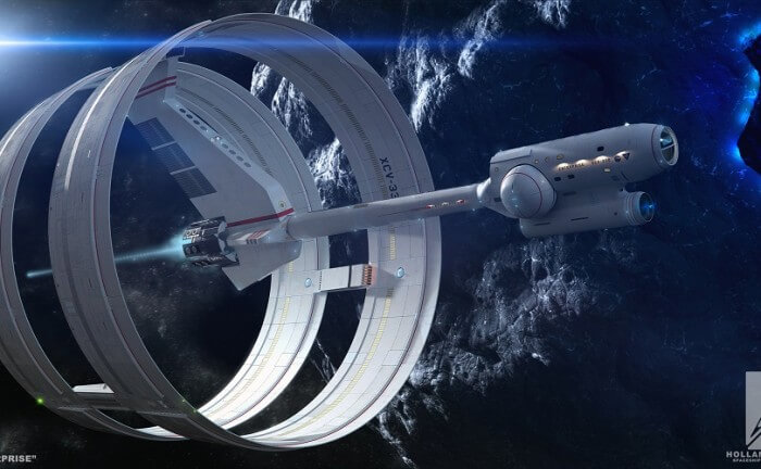 Двигатель NASA  прошел лицензирование