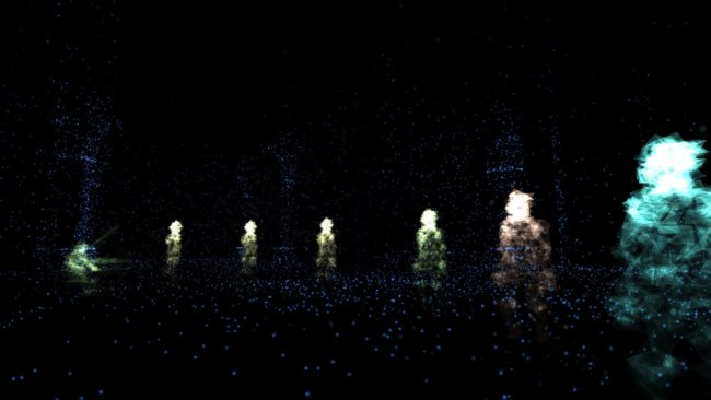 VR-фильм позволит вам на некоторое время оказаться в роли слепого человека