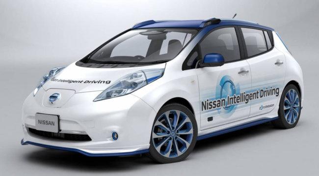 Япония приступила к разработке сверхточных 3D-карт для самоуправляемых автомобилей