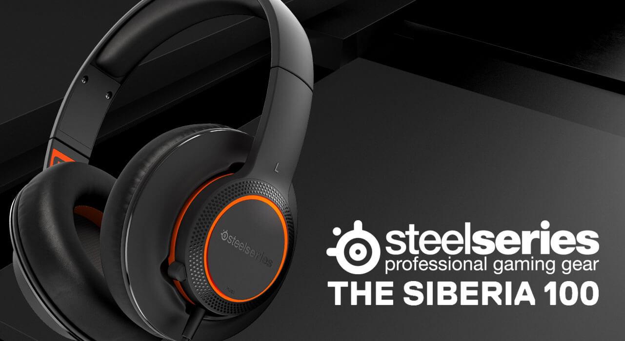 SteelSeries Siberia 100 00