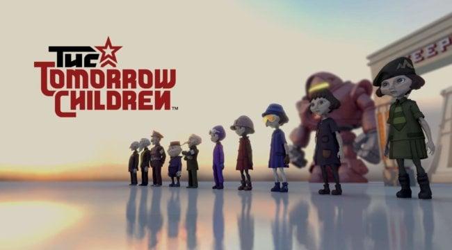 The Tomorrow Children 01