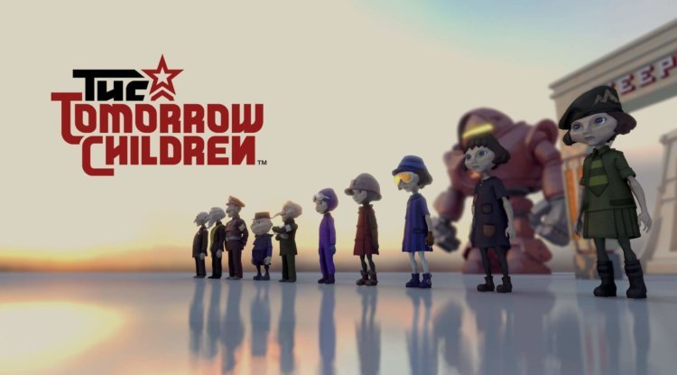 The Tomorrow Children 01