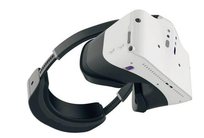 В Сети опубликованы первые рендеры VR-гарнитуры Project Alloy