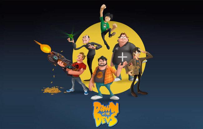 Dawn of the Devs – игра, персонажами которой станут культовые геймдизайнеры