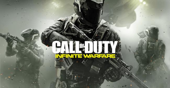 Новый зрелищный трейлер игры Call of Duty: Infinite Warfare
