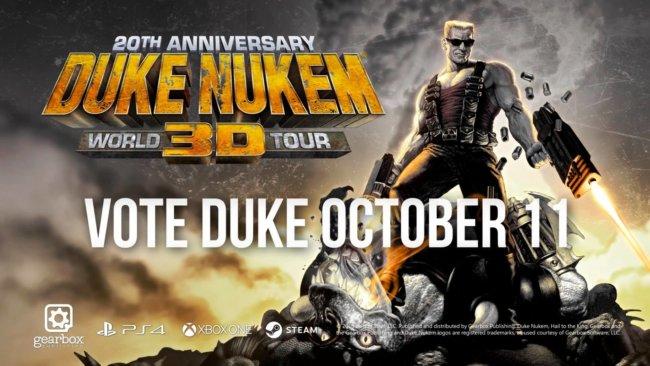 Duke Nukem 3D получит ещё одно переиздание этой осенью