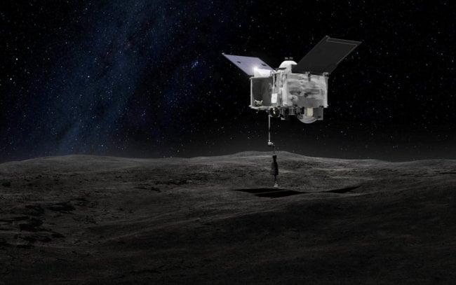 """NASA запустит """"ловца астероидов"""""""