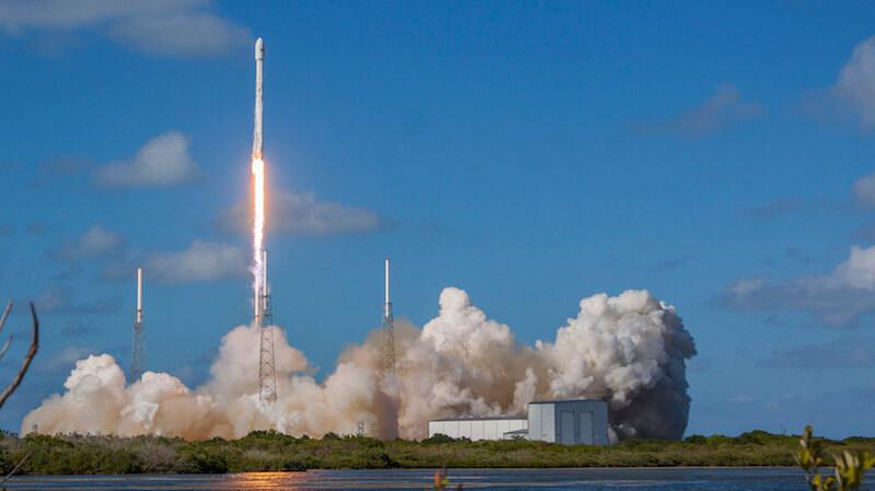 SpaceX планирует восстановить полеты кконцу осени