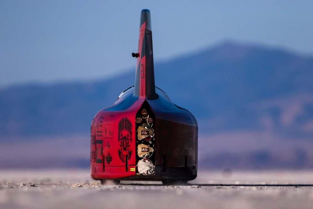 Установлен мировой рекорд скорости для электромобилей