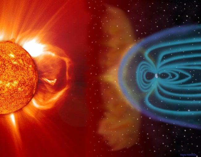 Новая информация о солнечном ветре