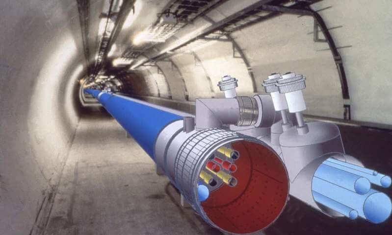 Бозон может быть связан с темной материей