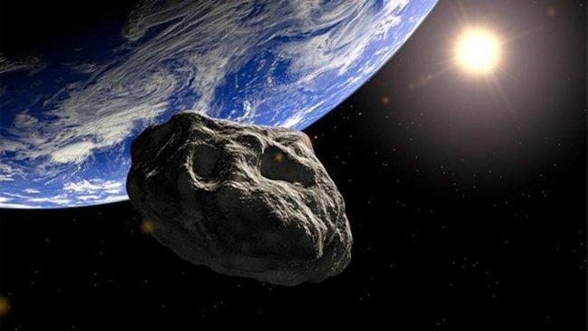 Россия создаст систему отслеживания опасных для Земли астероидов