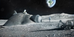 В РАН начали разработку лунной обсерватории