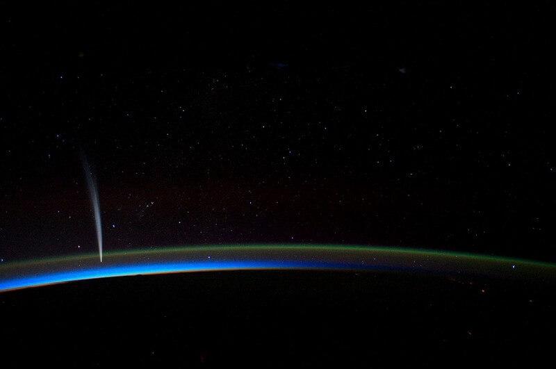 Невидимые кометы - угроза для земли