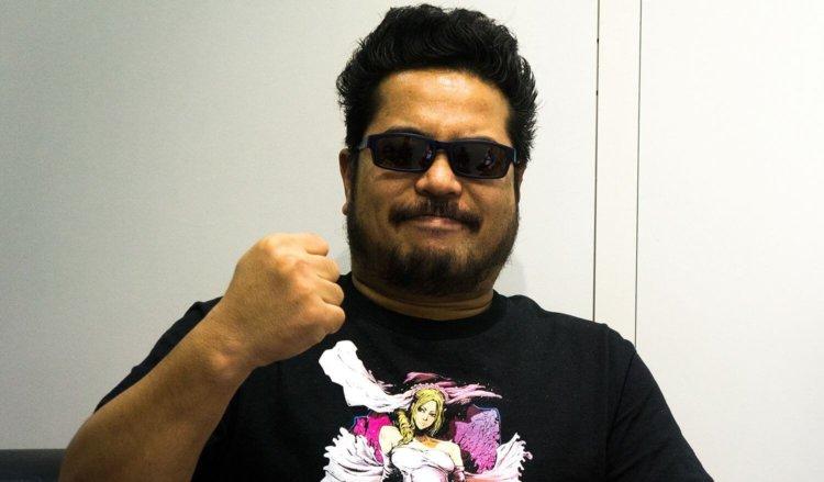 Интервью с создателем серии Tekken Кацухиро Харадой