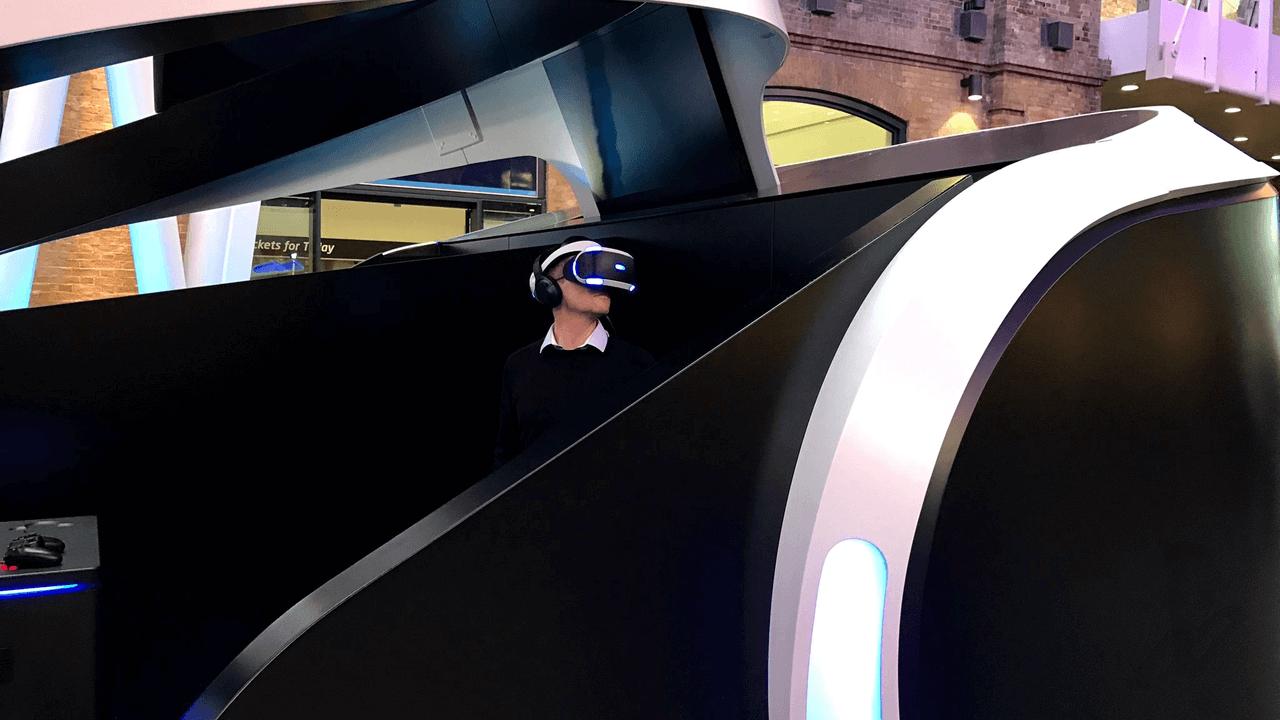 В мире стартовали продажи гарнитуры PlayStation VR