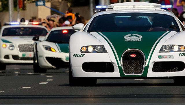 Полиция Дубая будет использовать роботов