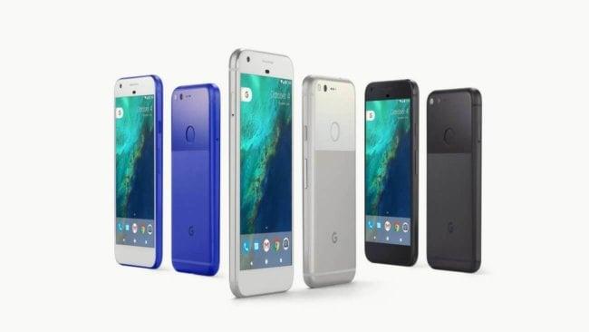 Смартфоны Google Pixel