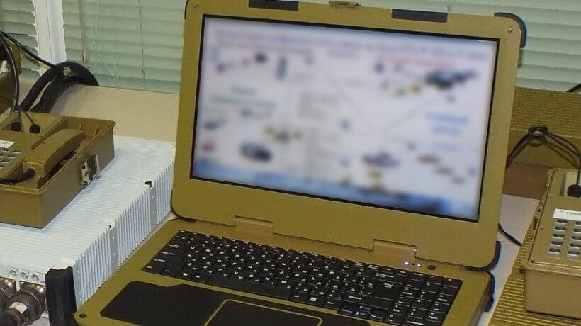 Для десантников разработаны новые ноутбуки