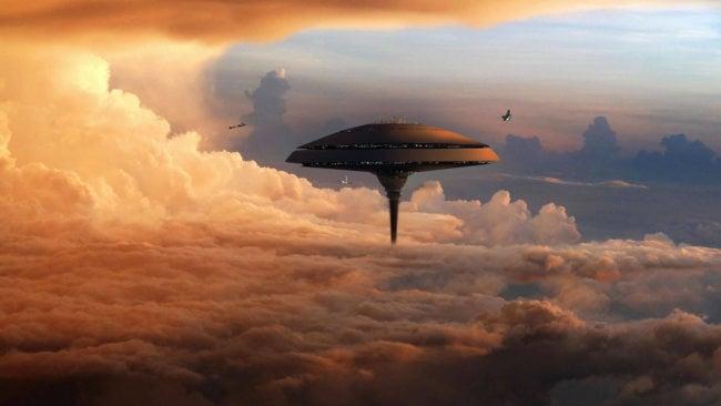 Ученые знают, накакой планете можно построить город воблаках