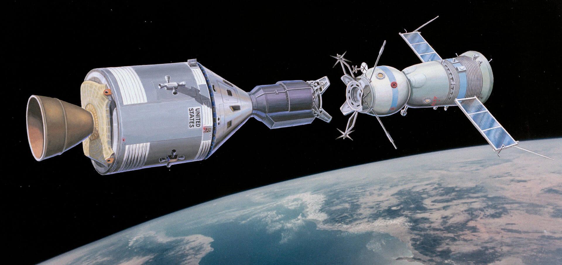 10 малоизвестных историй времен космической гонки между СССР и США