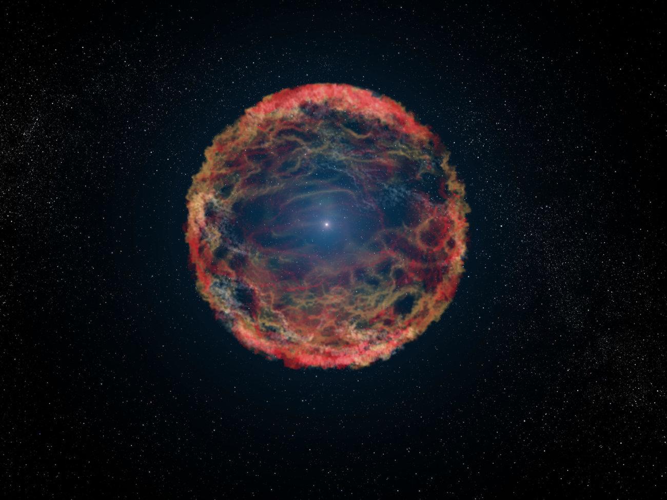 Астрономы уверяют, что мы поспешили отказываться от темной энергии
