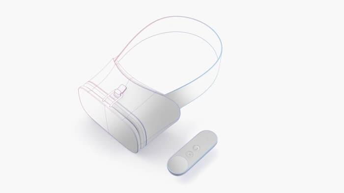 VR-гарнитура Google Daydream будет стоить всего 79 долларов
