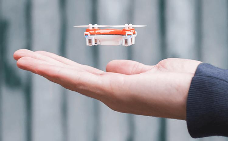 Компания Amazon запатентовала крошечного дрона-ассистента