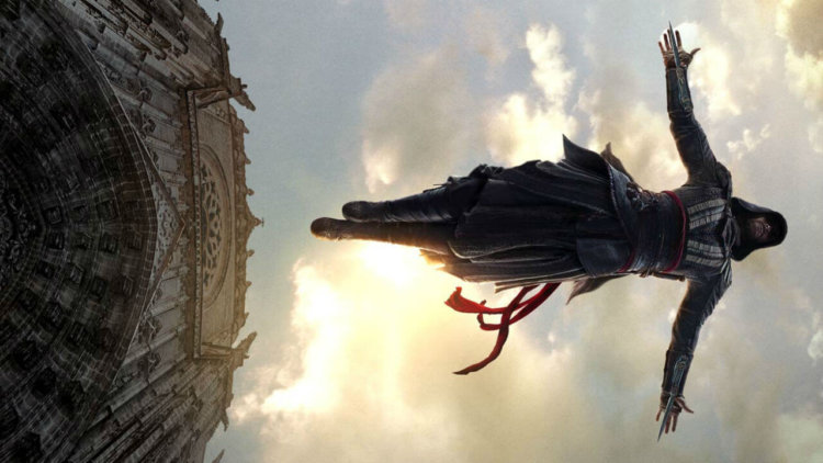Второй официальный трейлер фильма Assassin's Creed