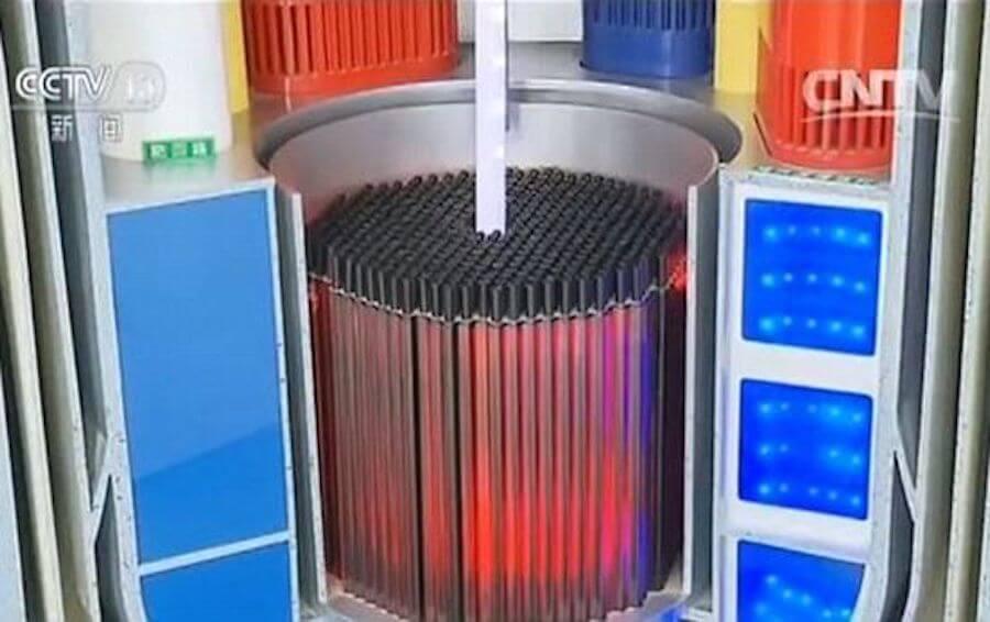 В Китае разрабатывают самый маленький в мире ядерный реактор (2 фото)